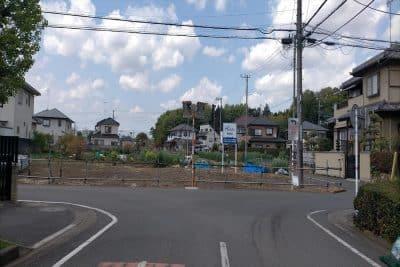 所沢市北野新町| 約560坪の事業用地